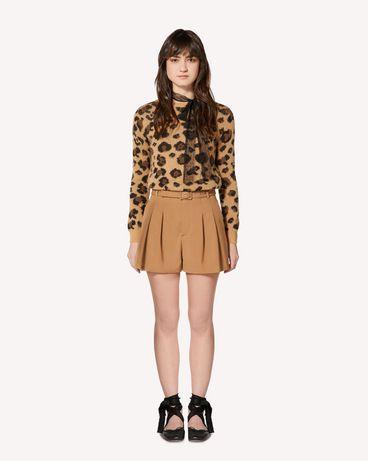 REDValentino SR0RFB90WBP 954 Shorts Woman f