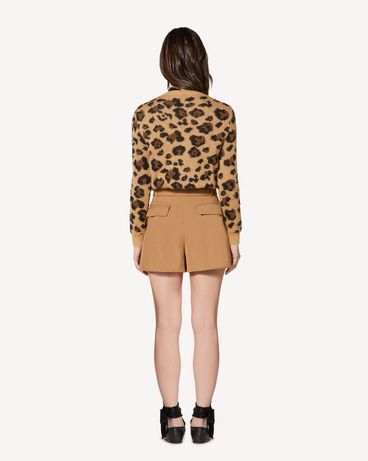 REDValentino SR0RFB90WBP 954 Shorts Woman r