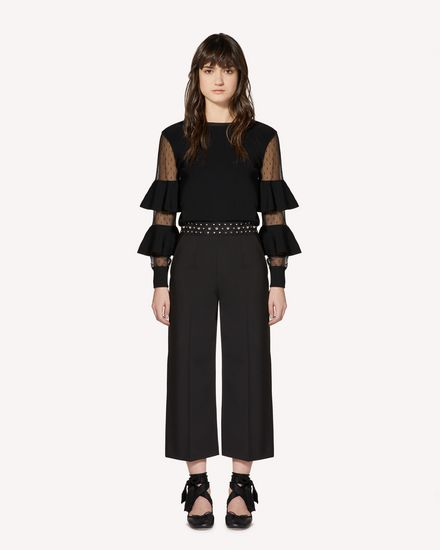 REDValentino Trousers Woman SR0RBB5000J 0NO f