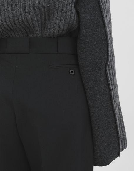 MAISON MARGIELA Striped tailored pants Casual pants Woman e