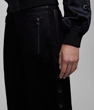 KARL LAGERFELD Joggers with Eyelets Pants Woman r