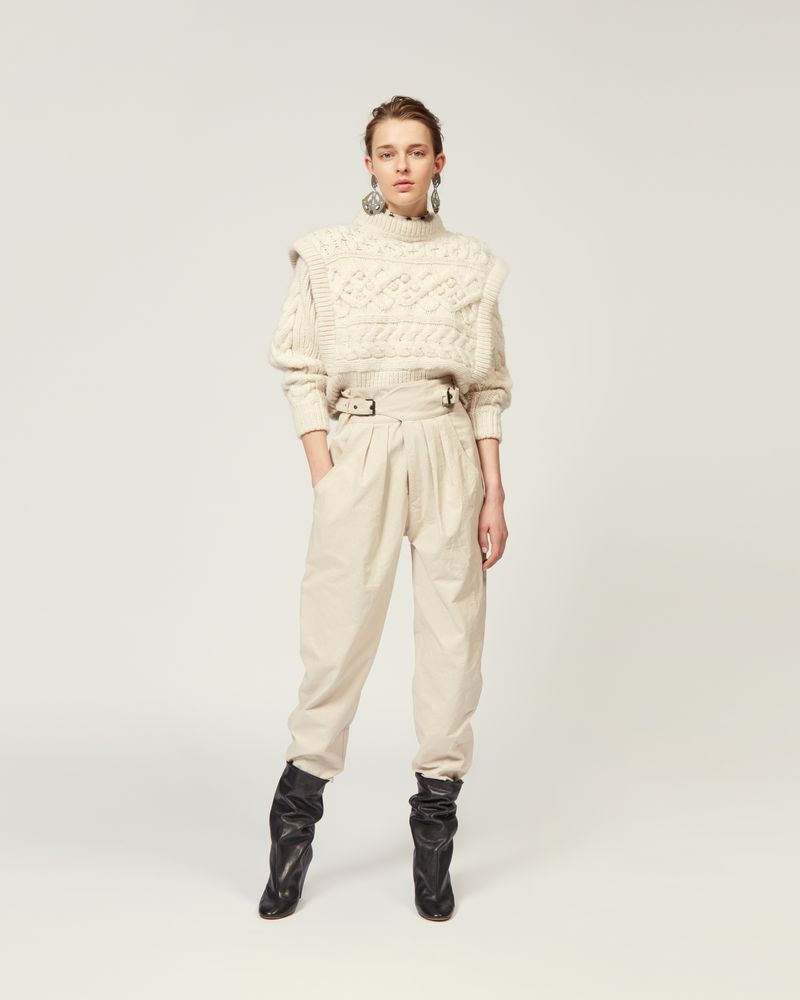 Yurnea Trousers by Isabel Marant