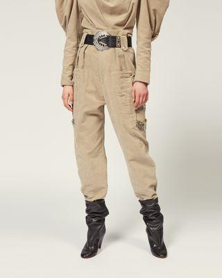 ISABEL MARANT 长裤 女士 DERRISY 裤装 r