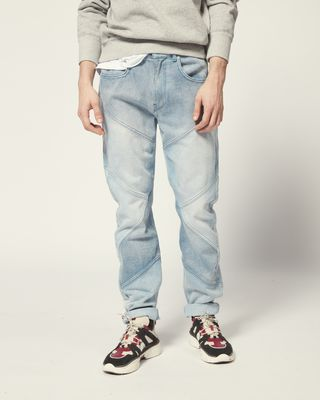 ISABEL MARANT JEANS Man JACKER TROUSERS r