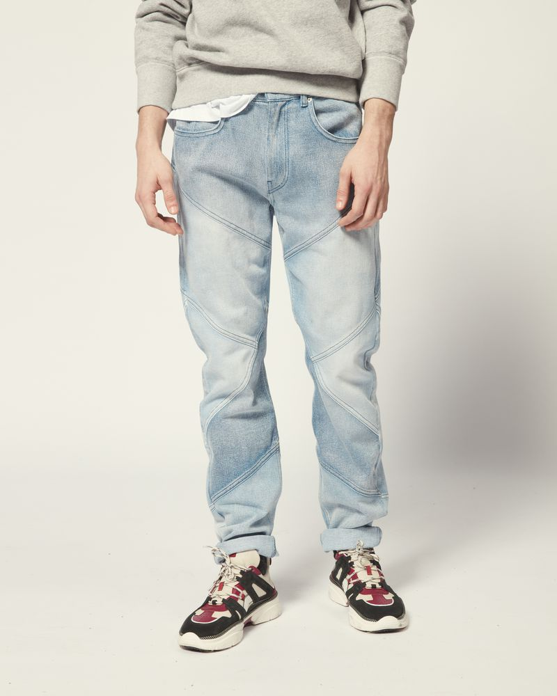 JACKER PANTS ISABEL MARANT