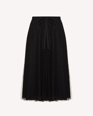 REDValentino SR0RA360428 0NO Long and midi skirts Woman a