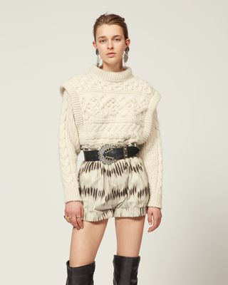 ISABEL MARANT SHORTS Woman ILIRYA SHORT r