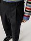 Marni Pants in mélange gray-blue tropical wool  Man - 4
