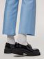 Marni Pants in pale blue compact cotton satin Man - 4