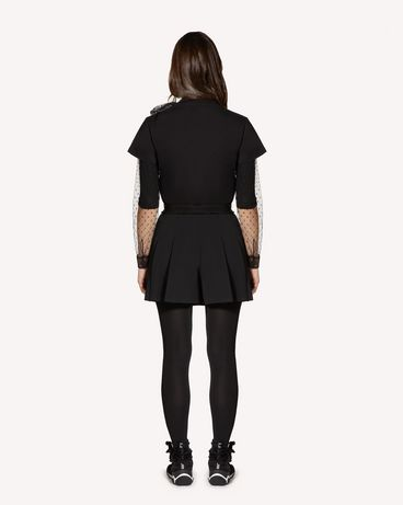 REDValentino SR0RFC1500J 0NO Mini skirt Woman r