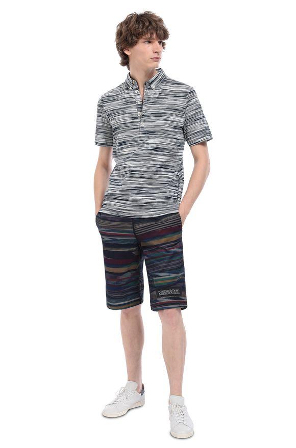 MISSONI Pants Man, Rear view
