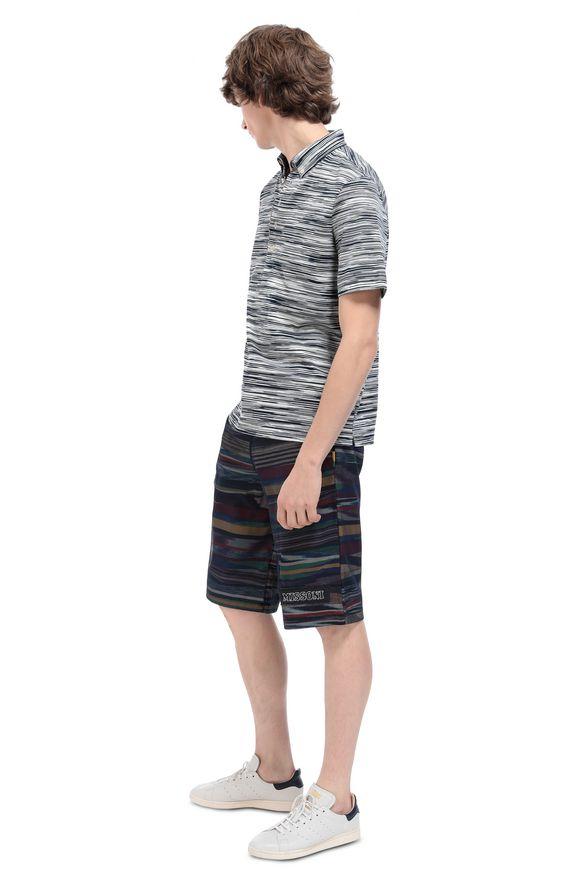MISSONI Pants Man, Side view