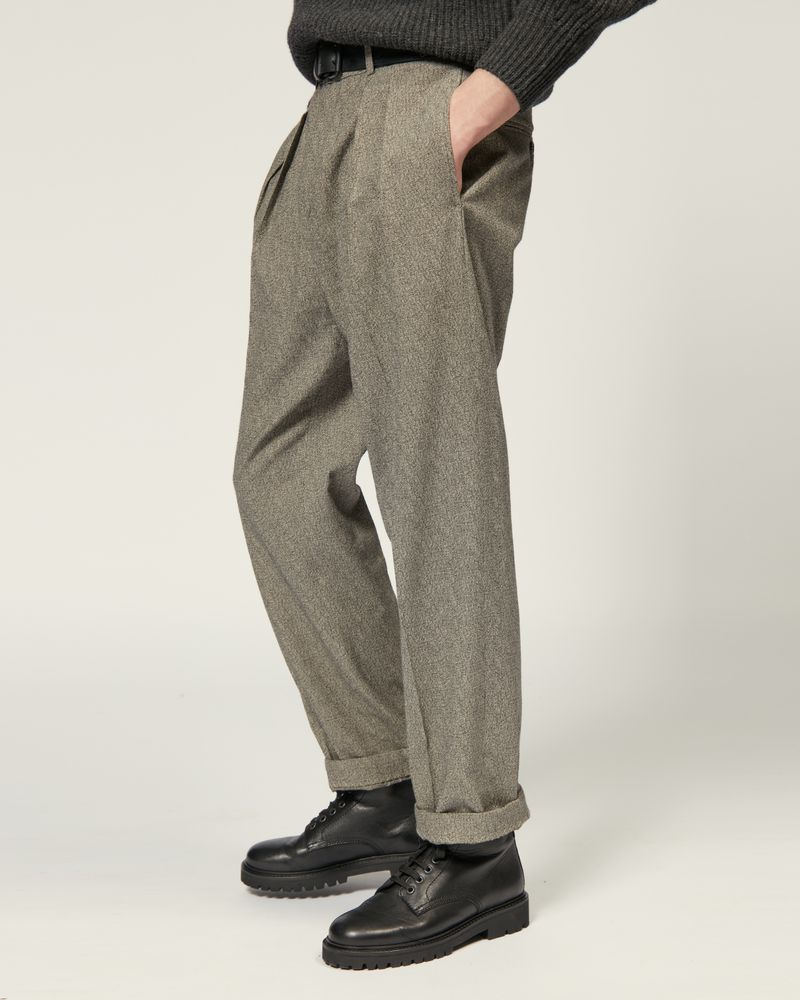 LUCKAS TROUSERS ISABEL MARANT