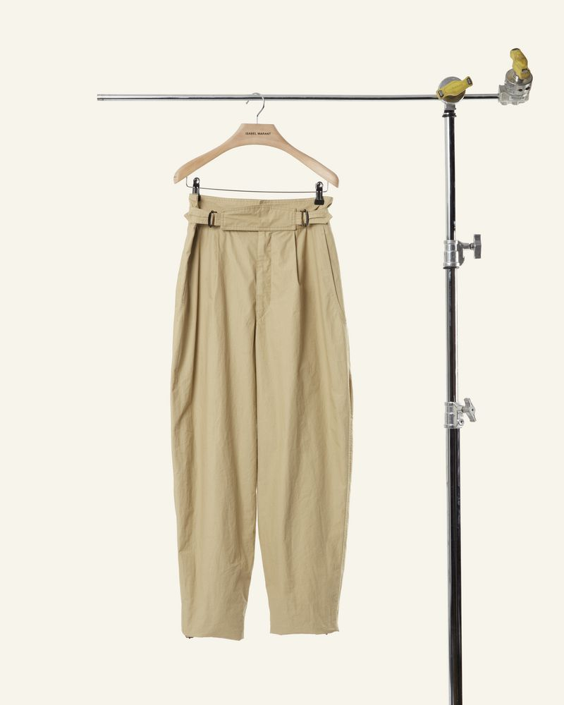 PIERSON TROUSERS ISABEL MARANT