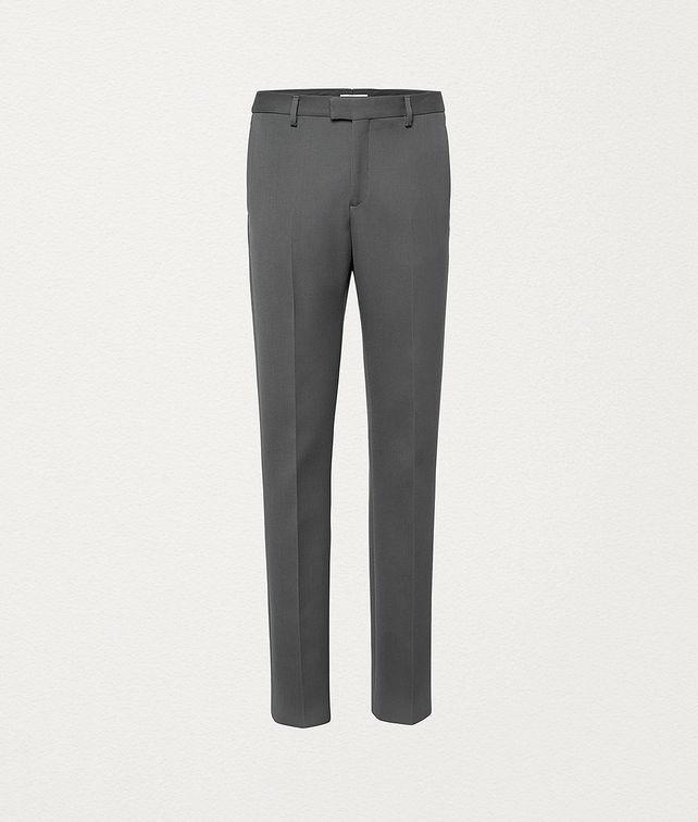 BOTTEGA VENETA TROUSERS IN COMPACT WOOL Trousers and Shorts Man fp