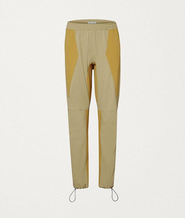 BOTTEGA VENETA TROUSERS IN LIGHT TECHNO GABARDINE Trousers and Shorts Man fp