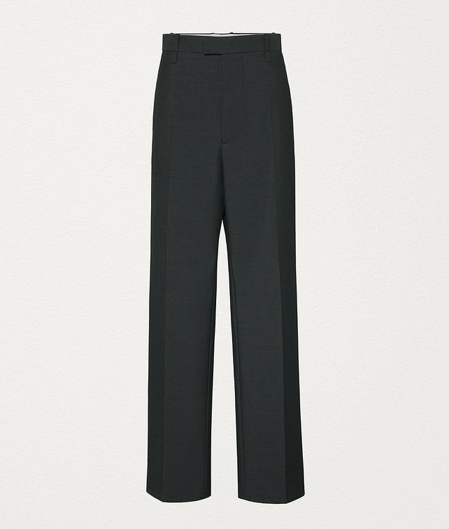 BOTTEGA VENETA TROUSERS IN WOOL Trousers and Shorts Woman fp