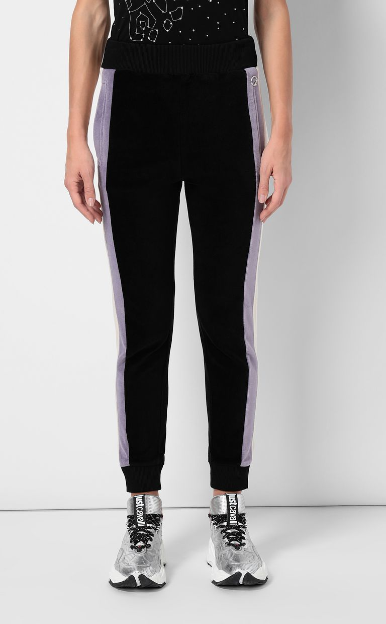 JUST CAVALLI Track pants Casual pants Woman r