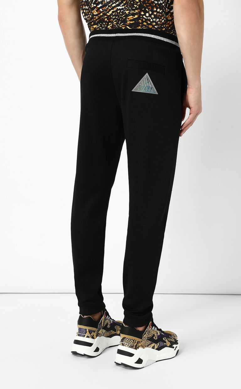 JUST CAVALLI Track trousers with drawstring Casual pants Man a