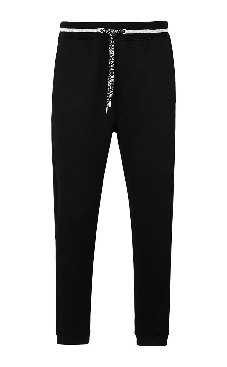 JUST CAVALLI Track trousers with drawstring Casual pants Man f