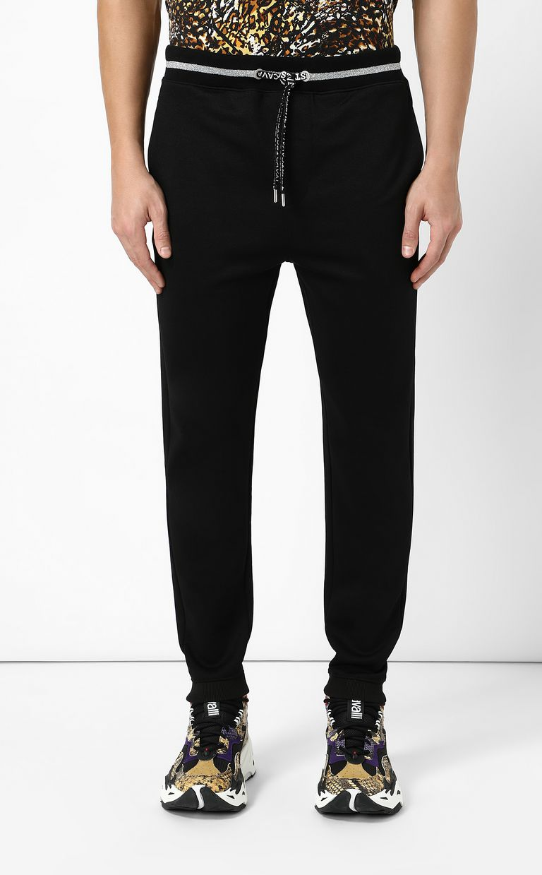 JUST CAVALLI Track trousers with drawstring Casual pants Man r