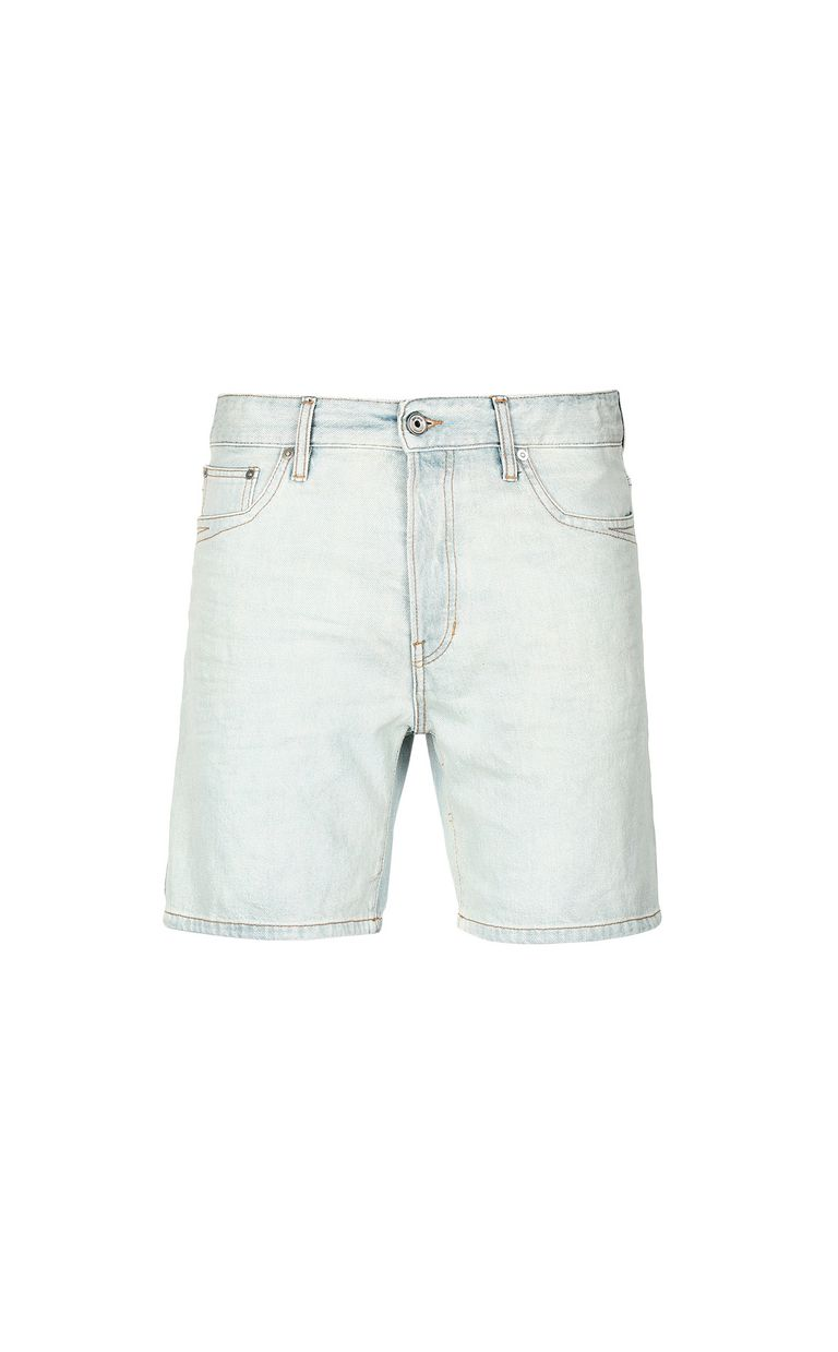 JUST CAVALLI Denim shorts Shorts Man f