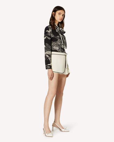 REDValentino TR3RFC402EU A03 Shorts Woman d