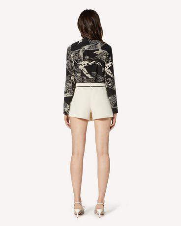 REDValentino TR3RFC402EU A03 短裤 女士 r