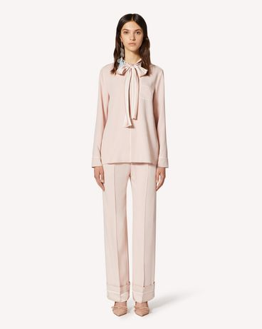 REDValentino TR3RBC200F1 R13 Trousers Woman f