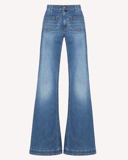 REDValentino Pants Woman TR3DD01L4TT 568 a