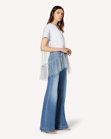 REDValentino TR3DD01L4TT 568 Trousers Woman d