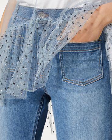 REDValentino TR3DD01L4TT 568 Pants Woman e