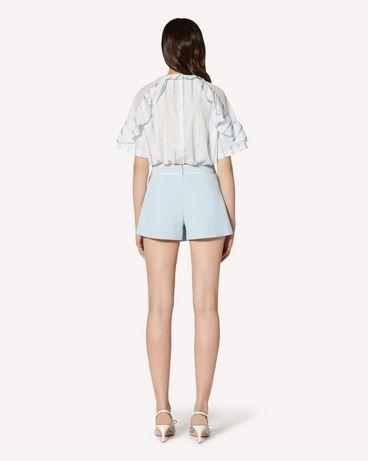 REDValentino TR3RFC402EU A98 Shorts Woman r