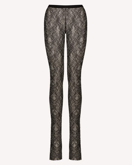 REDValentino Trousers Woman TR3MD00X4YG 0NO a
