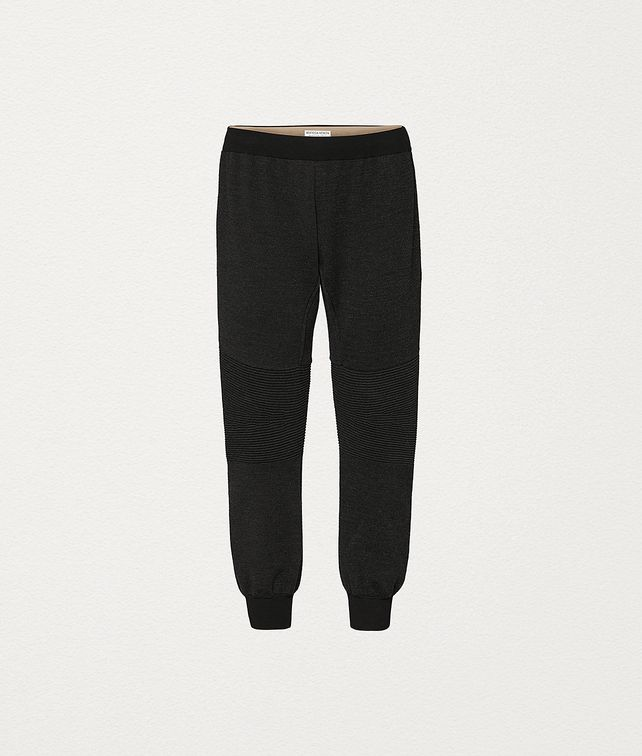 BOTTEGA VENETA PANTS IN MERINO WOOL Pants and Shorts Man fp
