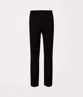 PANTS IN COMPACT WOOL