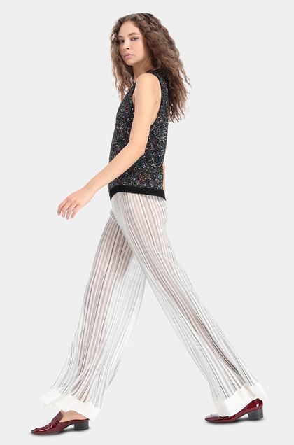 MISSONI Pants White Woman - Front