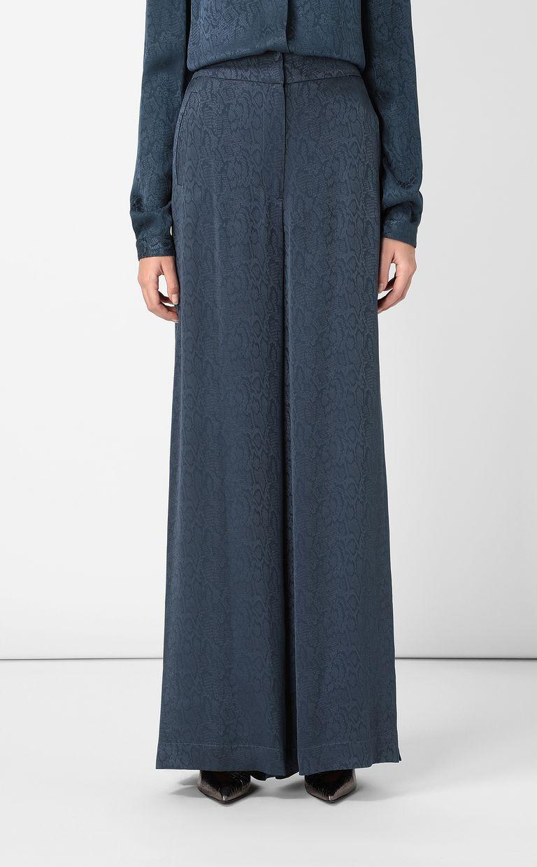 JUST CAVALLI Leopard-pattern trousers Casual pants Woman r