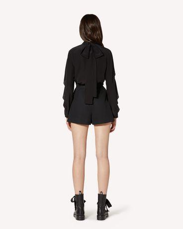 REDValentino TR3RF00F4TE 0NO Shorts Woman r