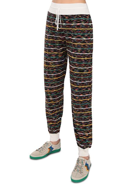 M MISSONI Pants Black Woman - Front