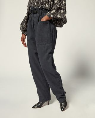 ISABEL MARANT ÉTOILE TROUSER Woman RINNY TROUSERS r