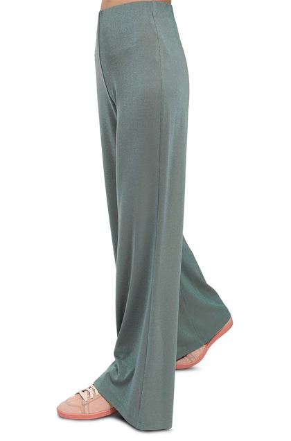 M MISSONI Pants Green Woman - Front