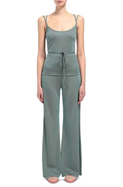 M MISSONI Trouser Green Woman - Back