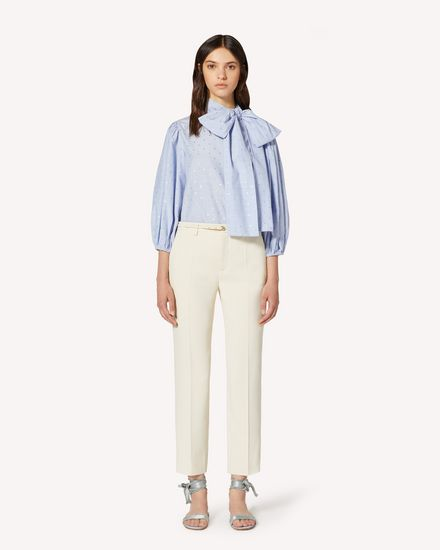 REDValentino Trousers Woman TR3RBC302EU A03 f