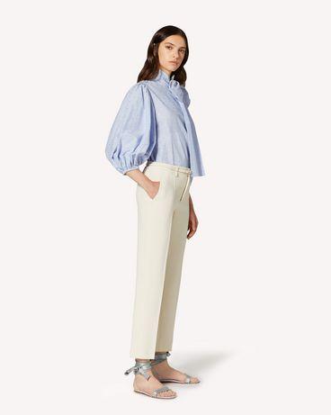 REDValentino TR3RBC302EU A03 Trousers Woman d