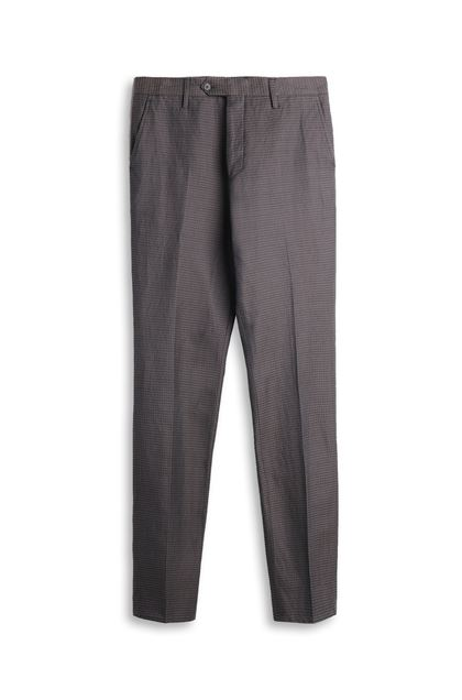 MISSONI Trouser Dove grey Man - Back