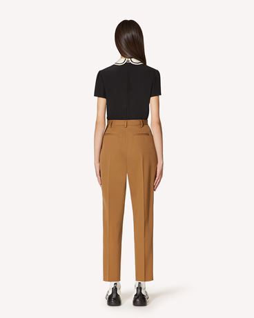 REDValentino TR3RBB754R9 K29 Pants Woman r