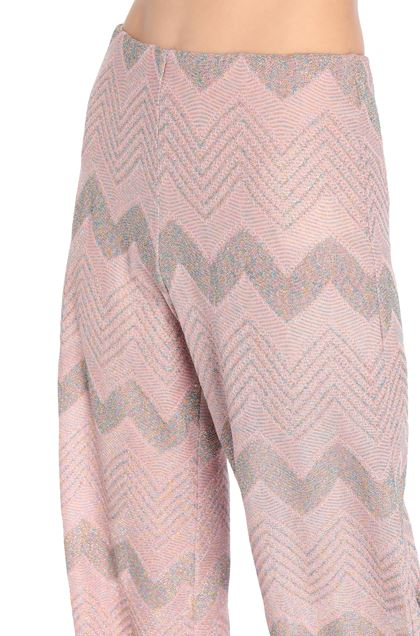 M MISSONI Trouser Pink Woman - Front