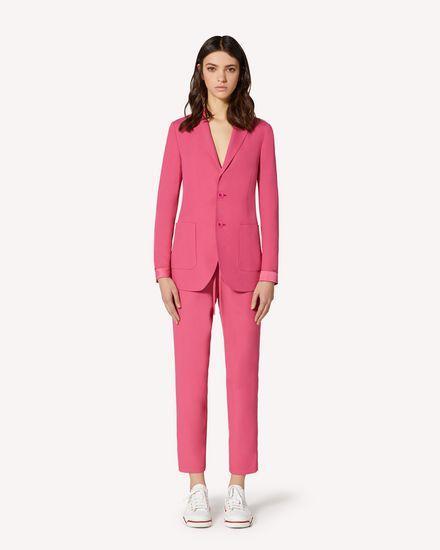 REDValentino Pants Woman TR0RBA650F1 CE7 f