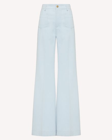 REDValentino Trousers Woman TR3RBB804R9 A98 a